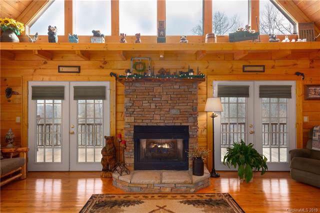 85 Sparkleberry Ridge, Waynesville, NC 28785 (#3571675) :: Carlyle Properties