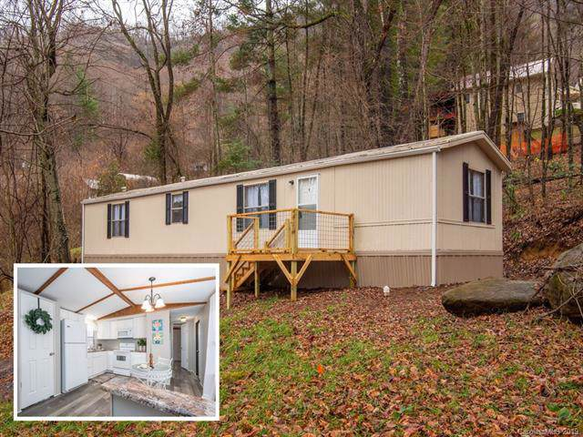 76 Maggie Lane #3, Maggie Valley, NC 28751 (#3572304) :: Stephen Cooley Real Estate Group