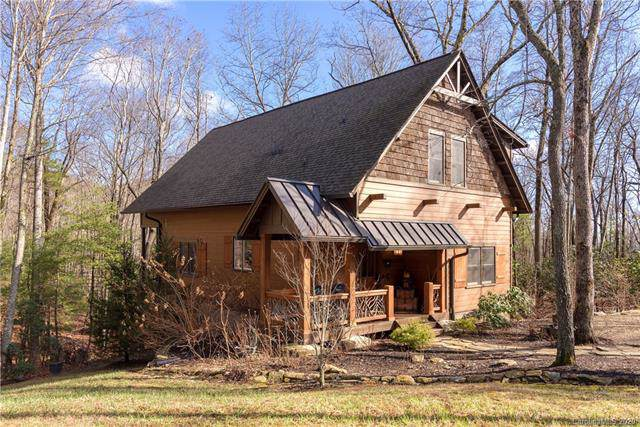 475 Thunder Mountain Road, Hendersonville, NC 28792 (#3572635) :: Caulder Realty and Land Co.