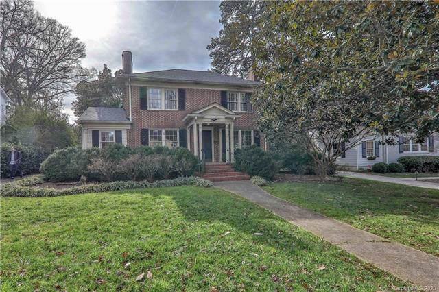 367 Ridgewood Avenue, Charlotte, NC 28209 (#3580366) :: Austin Barnett Realty, LLC