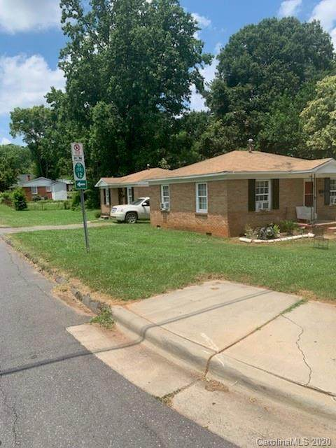 1901 Kennesaw Drive 1 & 2, Charlotte, NC 28216 (#3625201) :: Keller Williams South Park