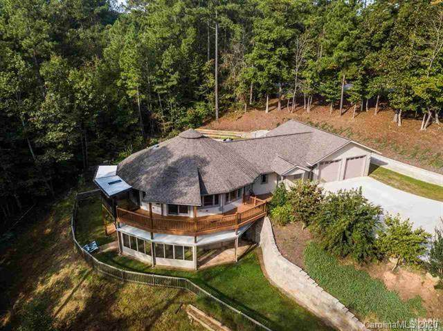 212 Ridge Top Drive, Connelly Springs, NC 28612 (#3661080) :: MartinGroup Properties