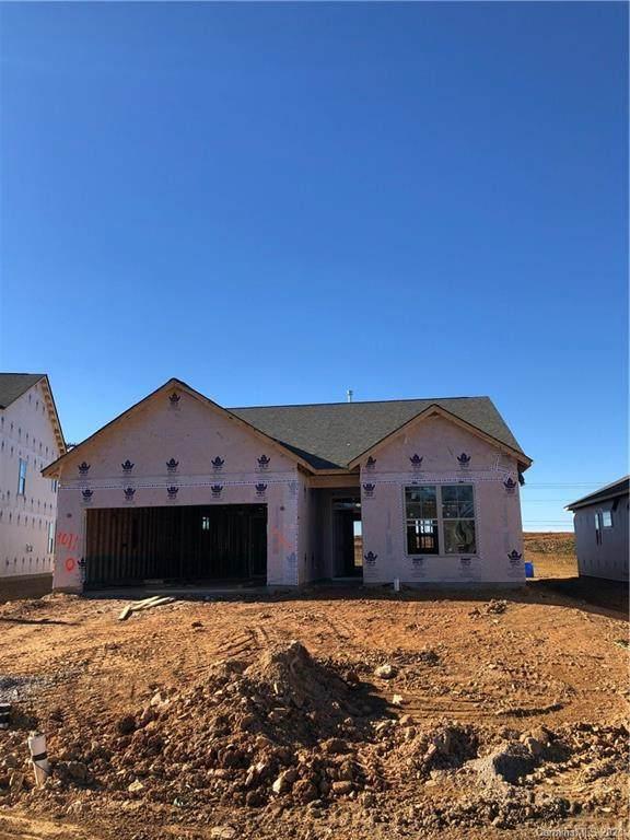 1011 Yearden Lane #217, Monroe, NC 28110 (#3696792) :: BluAxis Realty
