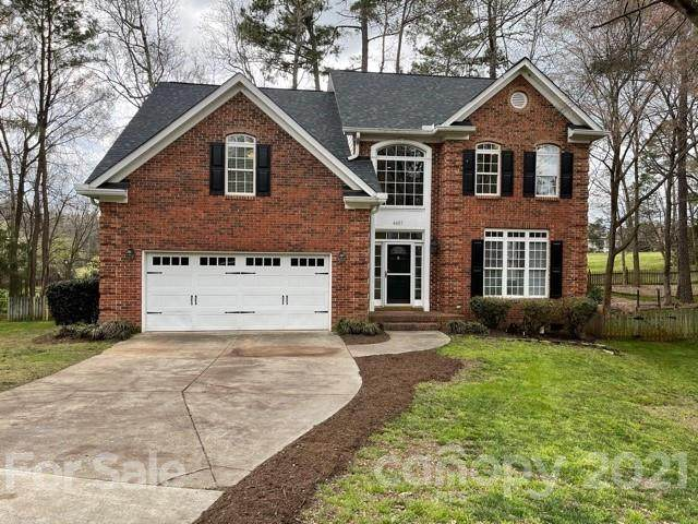 6607 Rea Croft Drive, Charlotte, NC 28226 (#3720201) :: Keller Williams South Park