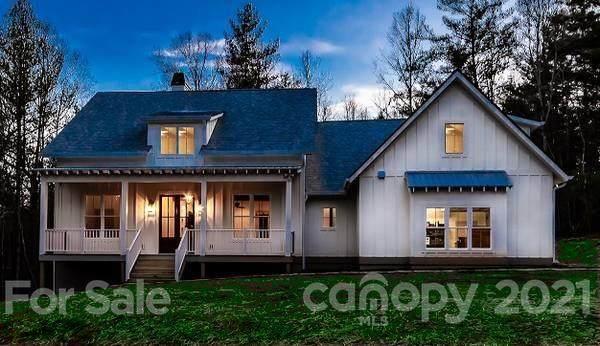 36 Buffalo Creek Drive #5, Fairview, NC 28730 (#3724346) :: Modern Mountain Real Estate