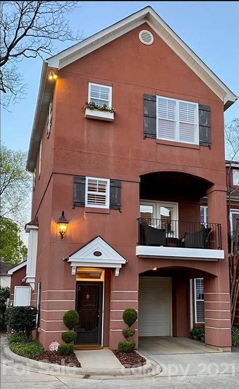 931 Hawthorne Bridge Court, Charlotte, NC 28204 (#3726784) :: Home and Key Realty