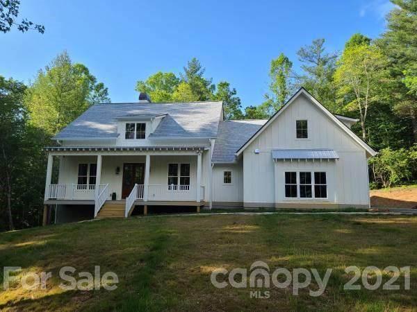36 Buffalo Creek Drive #5, Fairview, NC 28730 (#3734936) :: Modern Mountain Real Estate