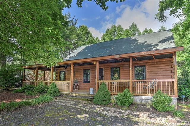 138 Old Chestnut Mountain Road, Green Mountain, NC 28740 (#NCM593517) :: LePage Johnson Realty Group, LLC