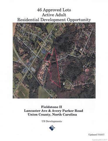 2241 Lancaster Avenue, Monroe, NC 28112 (#3300045) :: MartinGroup Properties