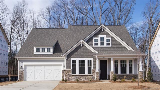 417 Hunton Forest Drive NW #83, Concord, NC 28027 (#3313489) :: Stephen Cooley Real Estate Group