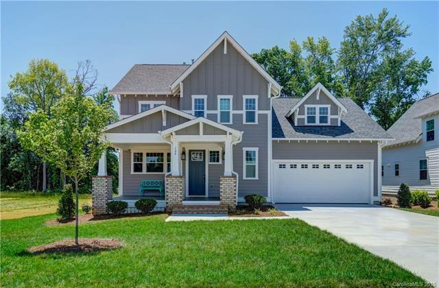 124 Slocumb Lane #7, Mooresville, NC 28117 (#3330919) :: Leigh Brown and Associates with RE/MAX Executive Realty