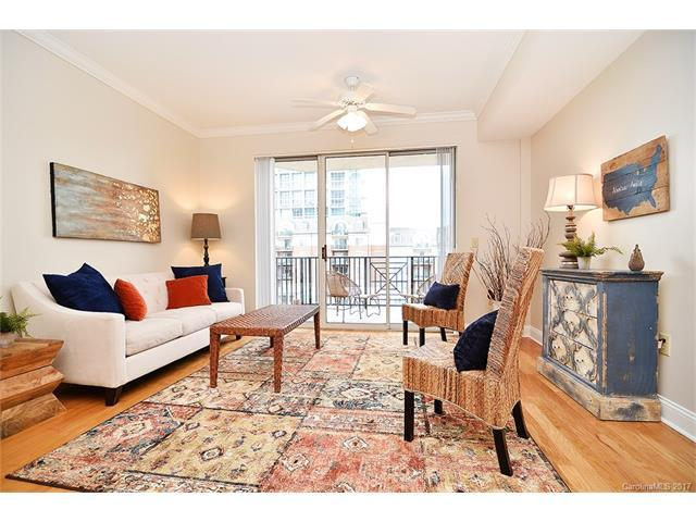 300 5th Street W #504, Charlotte, NC 28202 (#3343365) :: Miller Realty Group