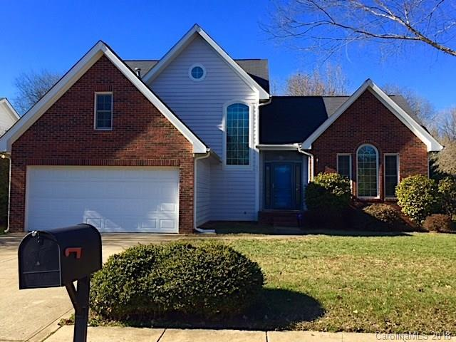 6700 Flat Creek Drive, Charlotte, NC 28277 (#3349634) :: Exit Mountain Realty