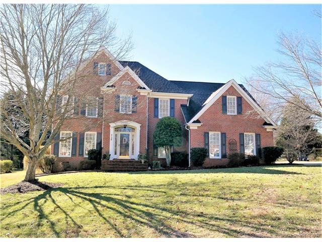 9738 Aegean Court, Huntersville, NC 28078 (#3351588) :: Phoenix Realty of the Carolinas, LLC