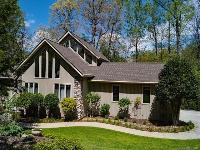 48 Kindling Trail, Horse Shoe, NC 28742 (#3352664) :: Charlotte Home Experts