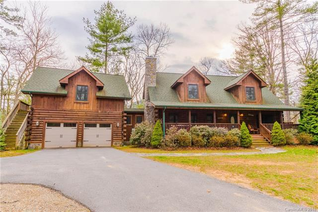 141 Valley Cove Place, Waynesville, NC 28785 (#3357208) :: The Ann Rudd Group