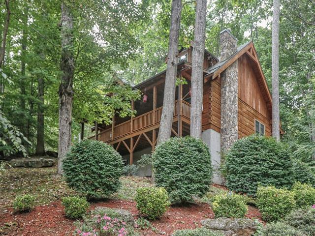 21 Bright Leaf Cove, Maggie Valley, NC 28751 (#3358542) :: Puffer Properties