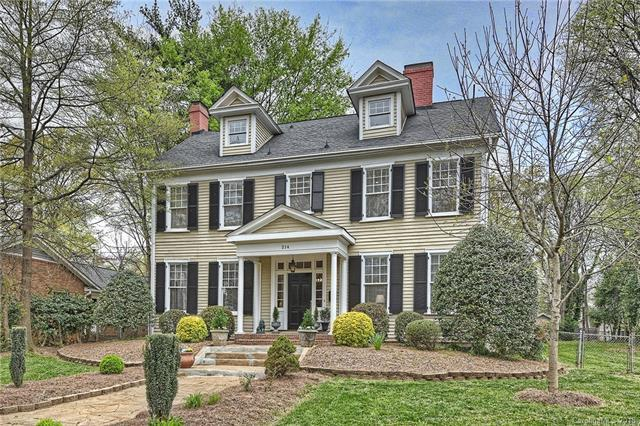 214 Grandin Road, Charlotte, NC 28208 (#3361873) :: LePage Johnson Realty Group, LLC