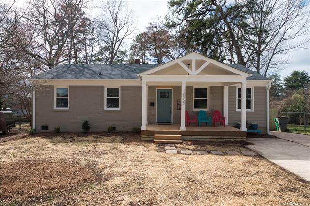 2453 Elkwood Circle, Charlotte, NC 28205 (#3363128) :: LePage Johnson Realty Group, LLC
