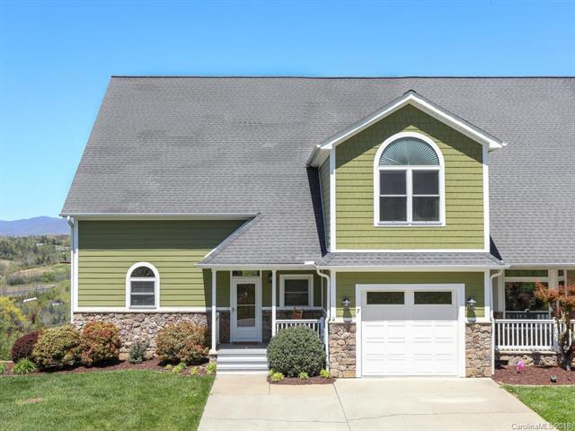7 Gemini Heights #16, Weaverville, NC 28787 (#3363276) :: Odell Realty Group