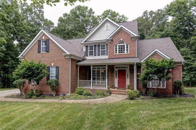 1400 Highland Ridge Court, Weddington, NC 28104 (#3365671) :: Odell Realty Group