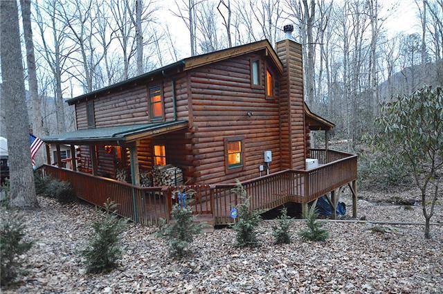 255 Reuben Branch Road, Maggie Valley, NC 28751 (#3366222) :: Puffer Properties