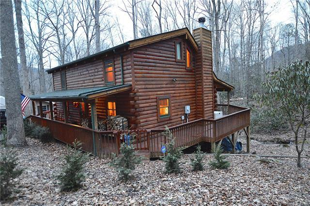 255 Reuben Branch Road, Maggie Valley, NC 28751 (#3366222) :: Robert Greene Real Estate, Inc.