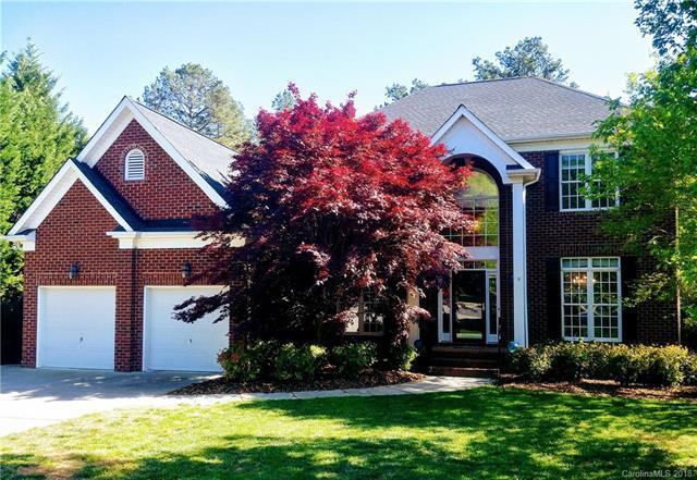 10314 Club Field Court, Mint Hill, NC 28227 (#3368630) :: High Performance Real Estate Advisors