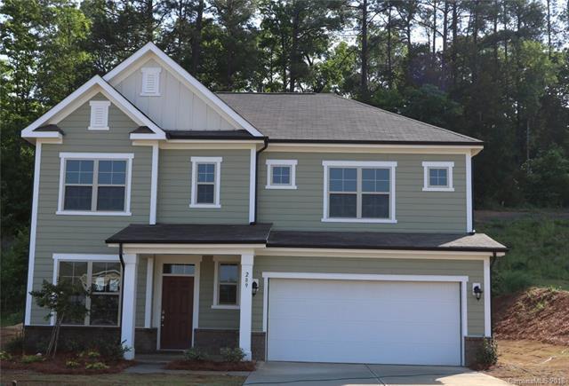 289 Meadow Oaks Drive SE #07, Concord, NC 28025 (#3369768) :: Robert Greene Real Estate, Inc.