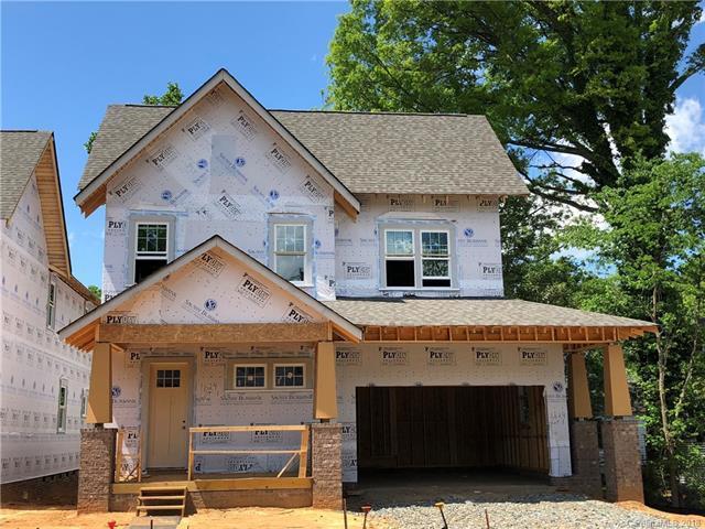 1624 Ellison Street #1, Charlotte, NC 28204 (#3380871) :: Miller Realty Group