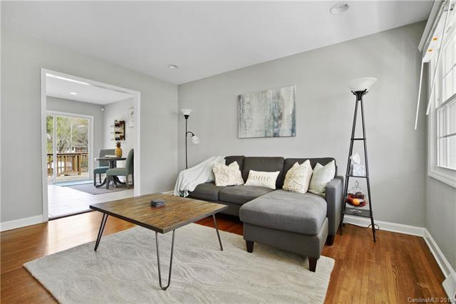 4339 Hancock Terrace, Charlotte, NC 28205 (#3382595) :: Scarlett Real Estate