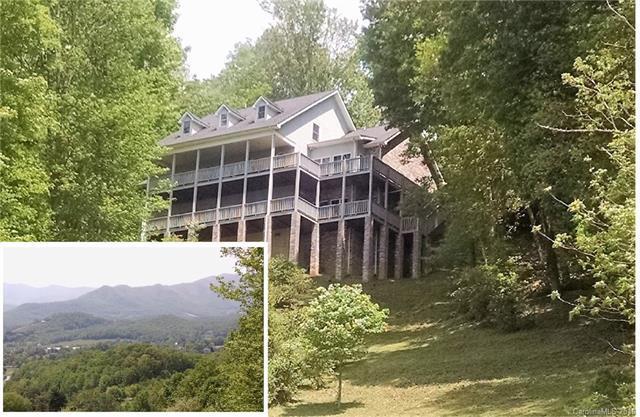 971 Laurel Ridge Drive, Waynesville, NC 28786 (#3384666) :: Stephen Cooley Real Estate Group