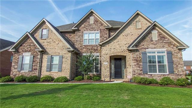 8464 Blume Parkway, Harrisburg, NC 28075 (#3386857) :: Odell Realty Group