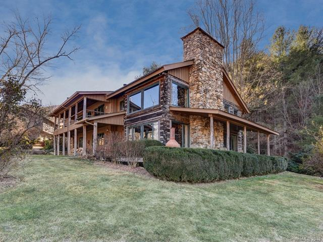 619 Roy Tritt Road, Cullowhee, NC 28723 (#3388359) :: Roby Realty