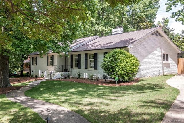 5639 Riviere Drive, Charlotte, NC 28211 (#3391351) :: Scarlett Real Estate