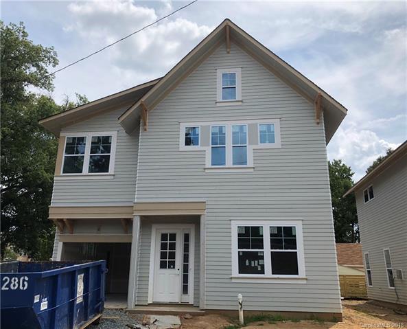 2062 Summey Avenue Lot 5, Charlotte, NC 28205 (#3401423) :: High Performance Real Estate Advisors