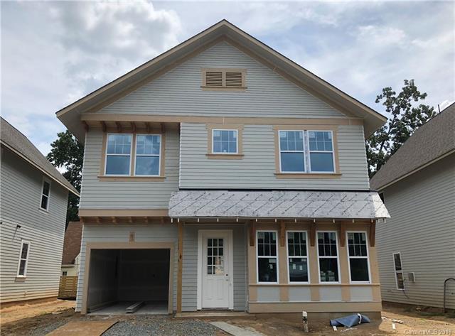 2058 Summey Avenue Lot 4, Charlotte, NC 28205 (#3401424) :: Caulder Realty and Land Co.