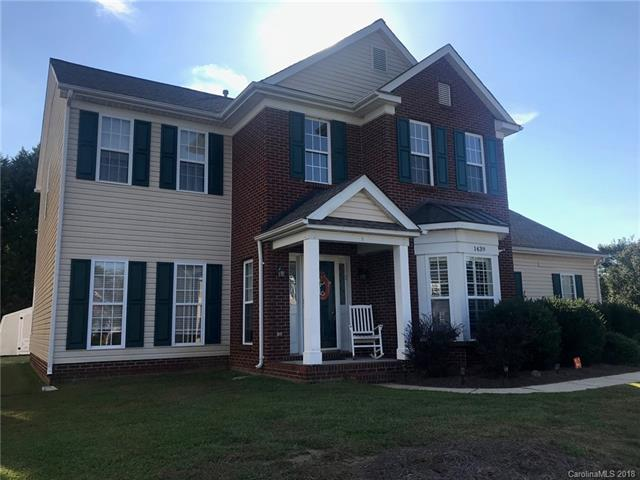1439 Whitman Drive NW, Concord, NC 28027 (#3402105) :: Stephen Cooley Real Estate Group