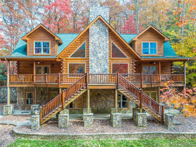475 South Toe River Road #2, Burnsville, NC 28714 (#3404916) :: Rowena Patton's All-Star Powerhouse