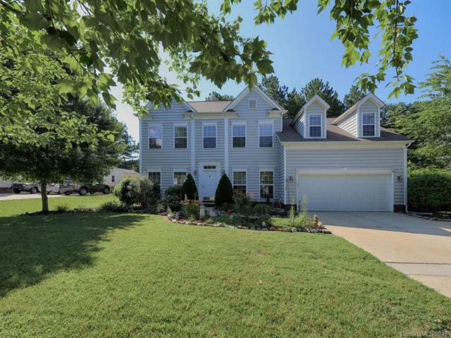 129 Castleton Drive, Mooresville, NC 28117 (#3405834) :: Stephen Cooley Real Estate Group