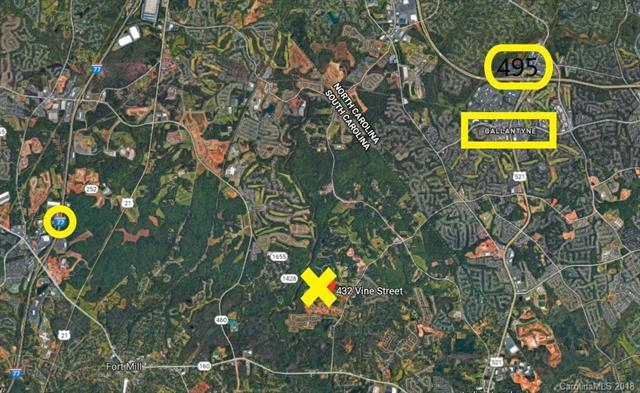 432 Vine Street, Indian Land, SC 29707 (#3408433) :: Stephen Cooley Real Estate Group