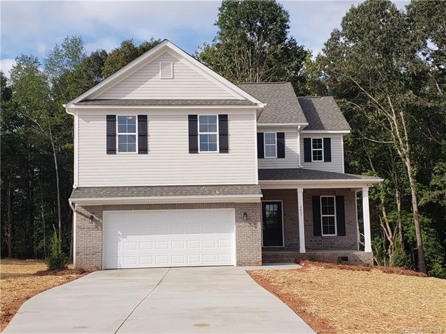 8827 Crape Myrtle Drive #33, Stanfield, NC 28163 (#3410590) :: Exit Mountain Realty