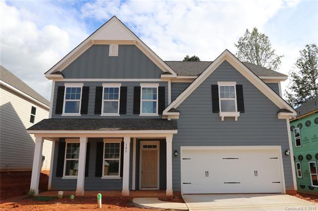 121 Morgans Branch Road, Belmont, NC 28012 (#3413306) :: LePage Johnson Realty Group, LLC