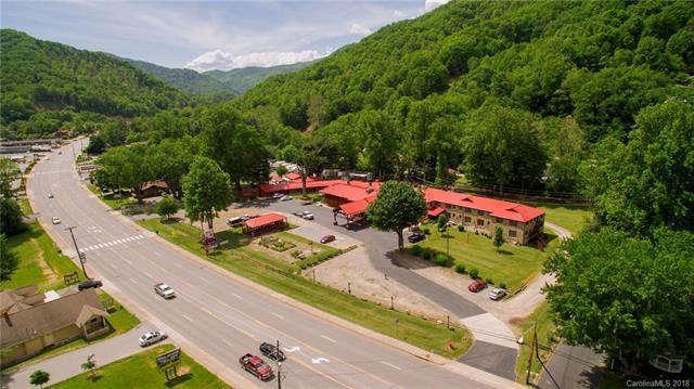 2550 Soco Road, Maggie Valley, NC 28751 (#3417466) :: Odell Realty