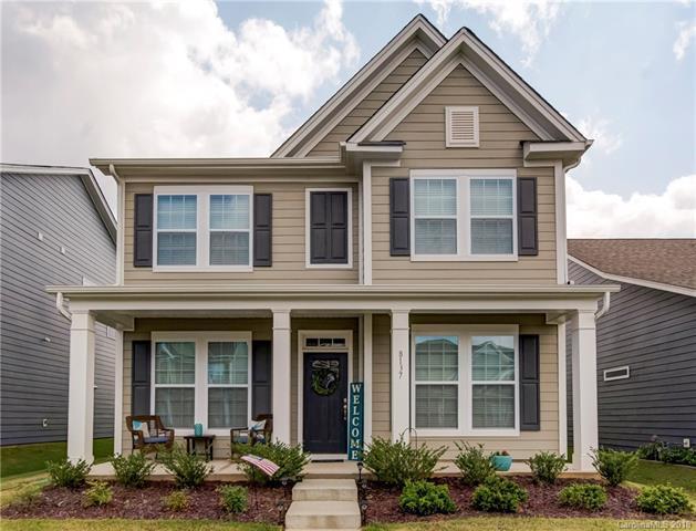 8137 Kalson Street, Huntersville, NC 28078 (#3419954) :: Charlotte Home Experts