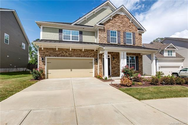 10730 Charmont Place, Huntersville, NC 28078 (#3420074) :: Odell Realty