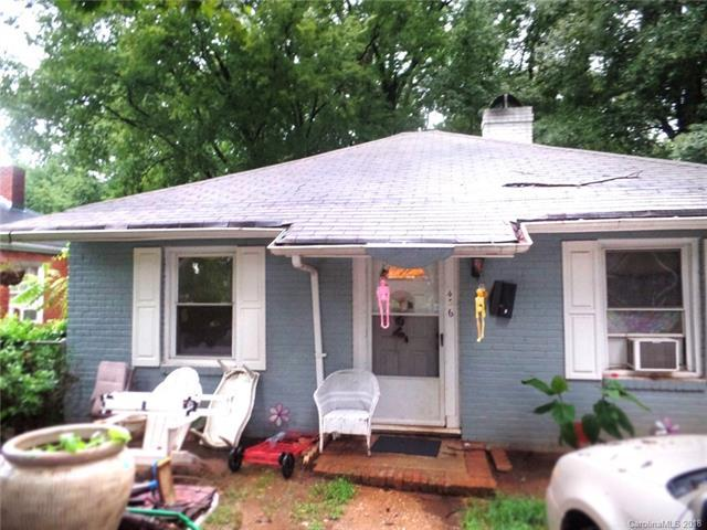 436 Sylvania Avenue, Charlotte, NC 28206 (#3421061) :: Cloninger Properties