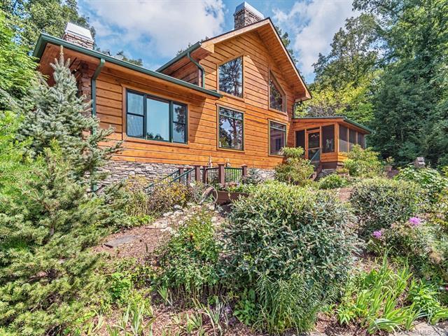 7 Hampton Parish Drive, Asheville, NC 28805 (#3425211) :: Puffer Properties