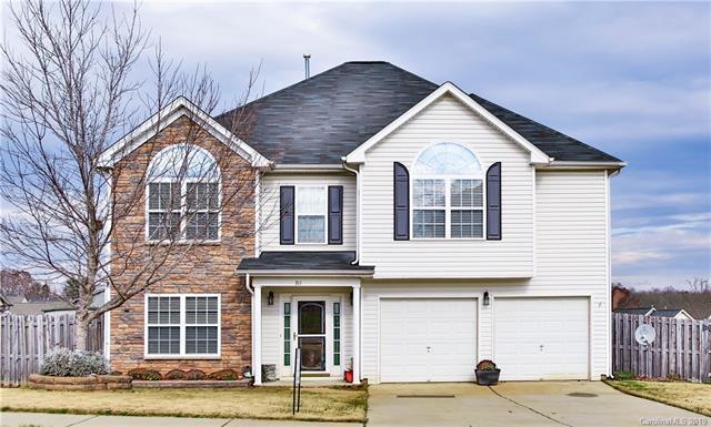 311 Glenn Allen Road, Mooresville, NC 28115 (#3436824) :: MartinGroup Properties