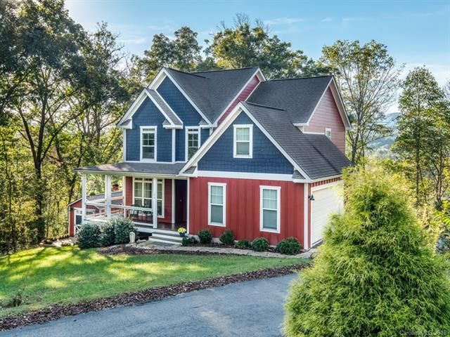22 Lily Hill Road, Swannanoa, NC 28778 (#3439521) :: Puffer Properties